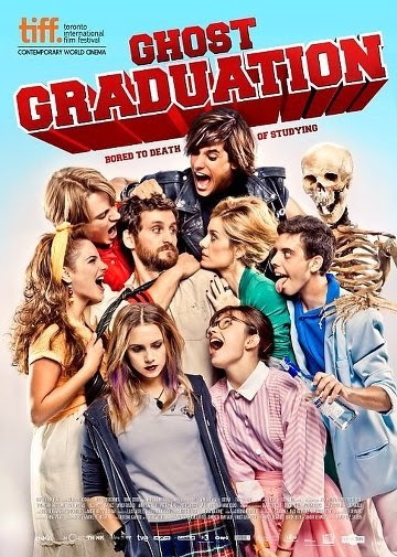 regarder en ligne Ghost Graduation en streaming