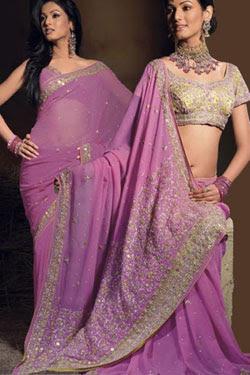 Saree designs latest collection of indian net designer sarees