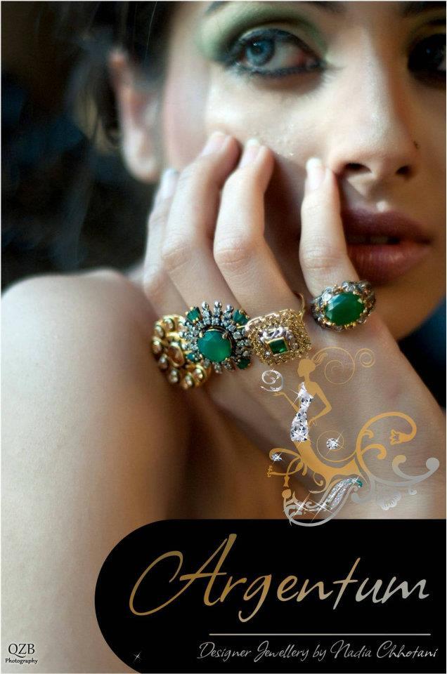 Argentum - Designer Jewellery by Nadia Chhotani