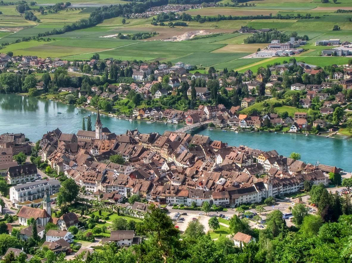 Штайн-ам-Райн (Stein-am-Rhein)