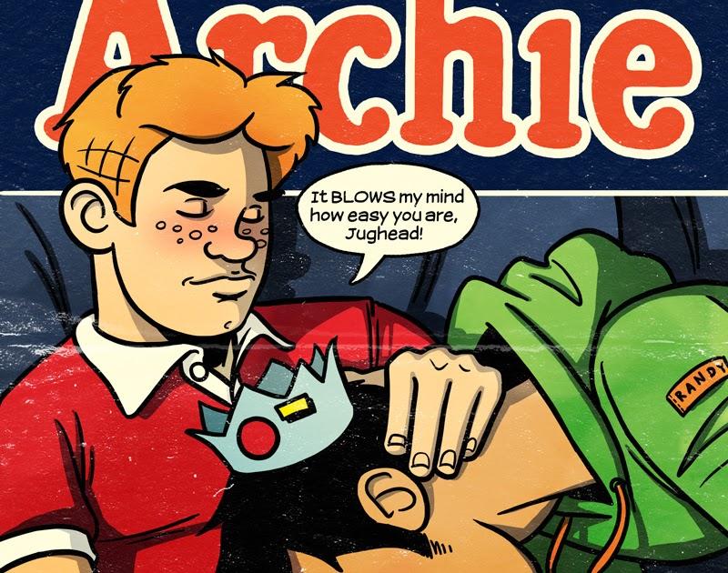 Archie gay porn