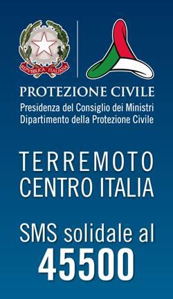 AIUTIAMO I TERREMOTATI DEL CENTRO ITALIA