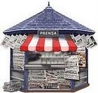El kiosko de los períodicos