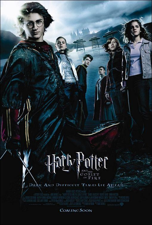 Harry Potter y el Caliz de Fuego / Harry Potter and the Goblet of Fire (2010)