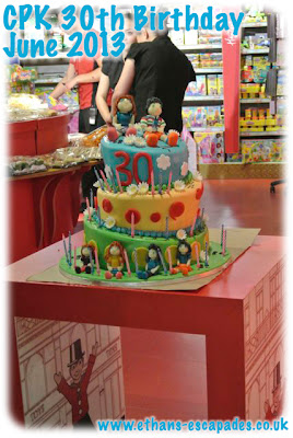 Cabbage Patch Kids 30th Anniversary Hamleys London