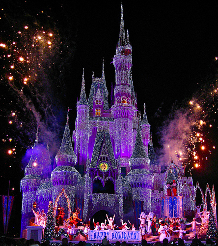 Darthmaz314: Mickey's Christmas Party Continued & The