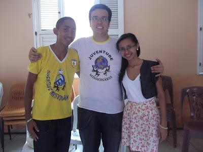 Eleita nova coordenação da JM em Fortaleza/CE