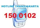 HOT LINE TRANSJAKARTA