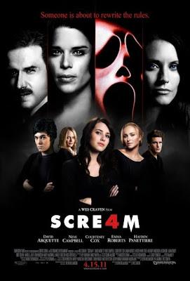 scream%2B4 - Nuevo poster de Scream 4