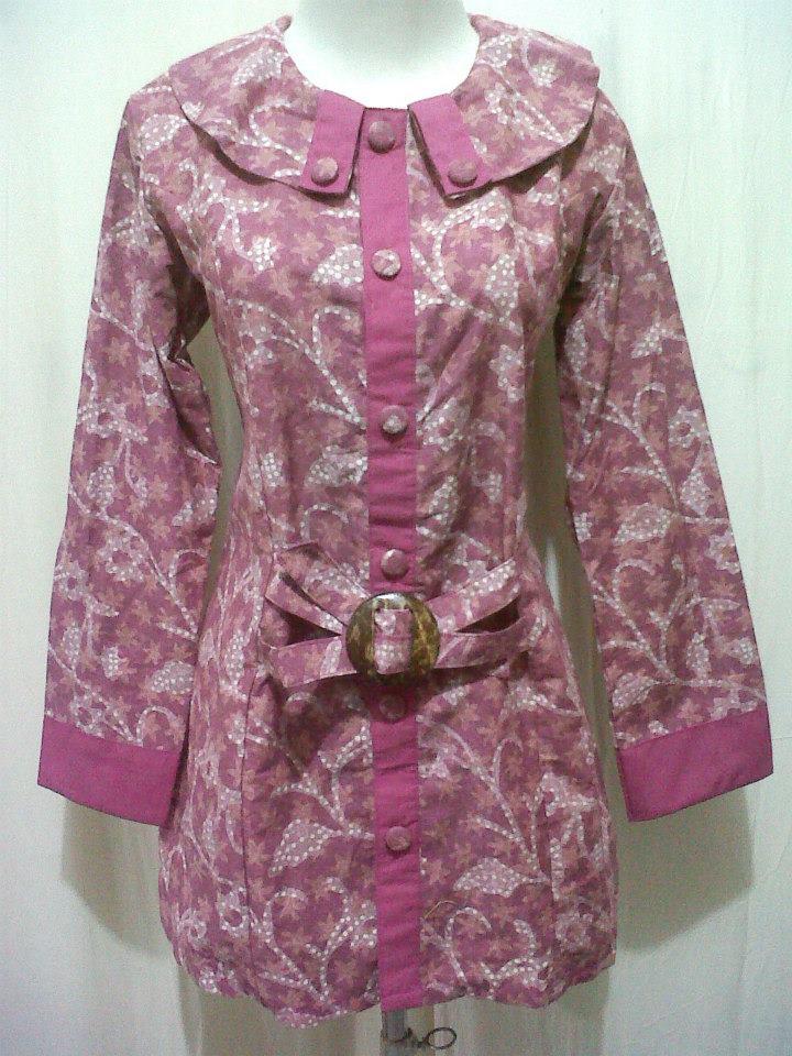 Modelbaju24 Model Baju Batik Wanita Muslim