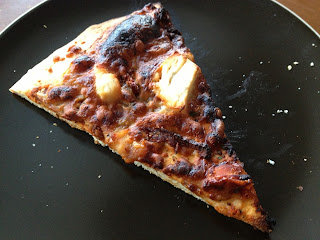 how to clean a pizza stone burnt