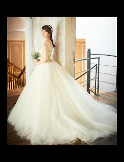 wonder girls sunye wedding ceremony pictures 19