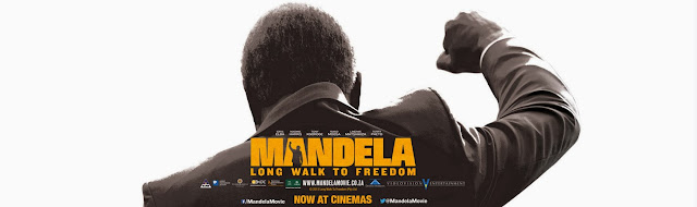 Mandela Long Walk to Freedom movie banner