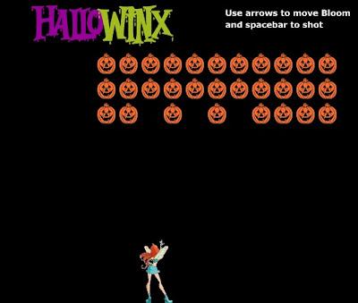HALLOWINX - бой против тыкв, игра в интернет