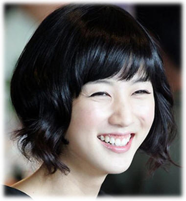 Pretty Korean Bob Hairstyle