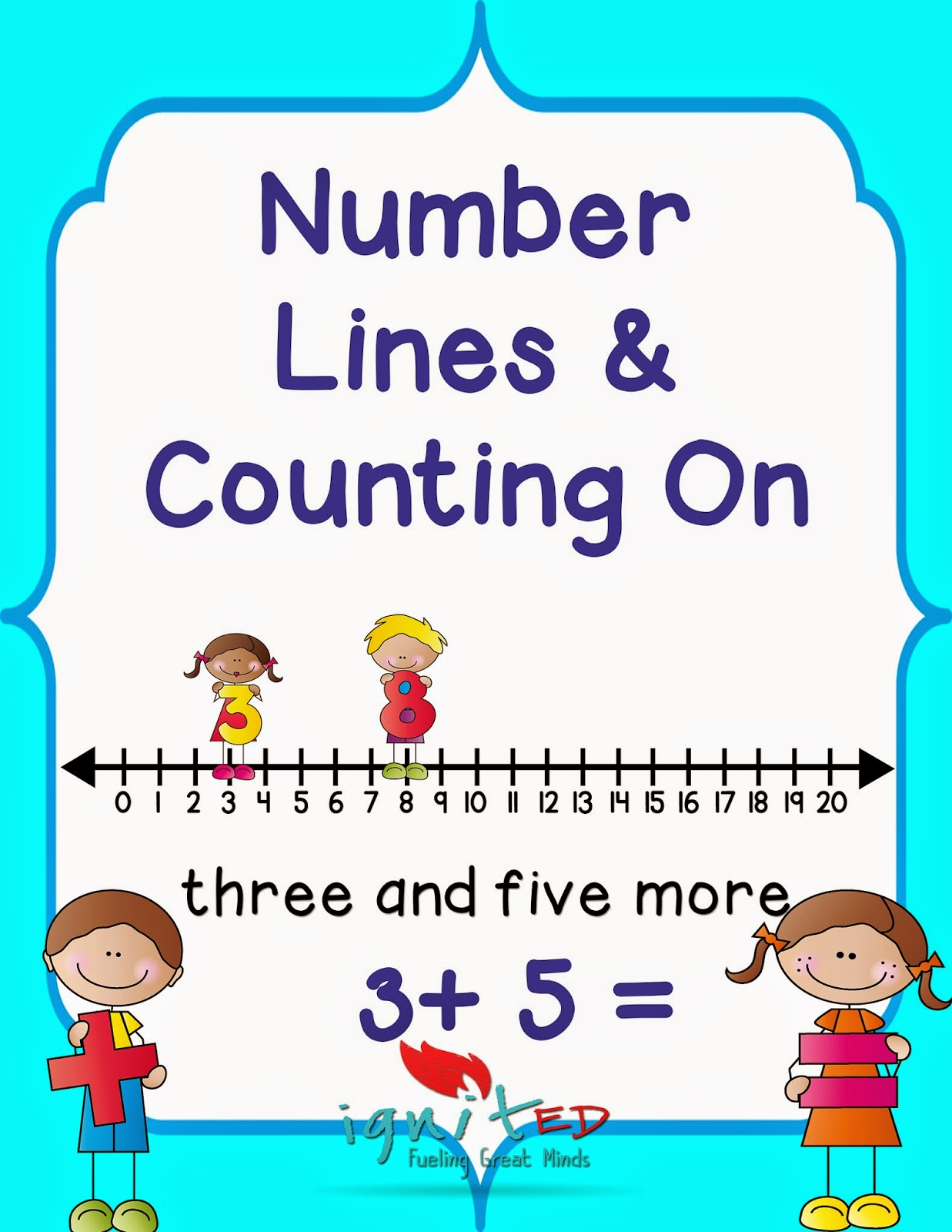 math worksheet : the best of teacher entrepreneurs ii addition counting on : Addition Counting On Worksheets