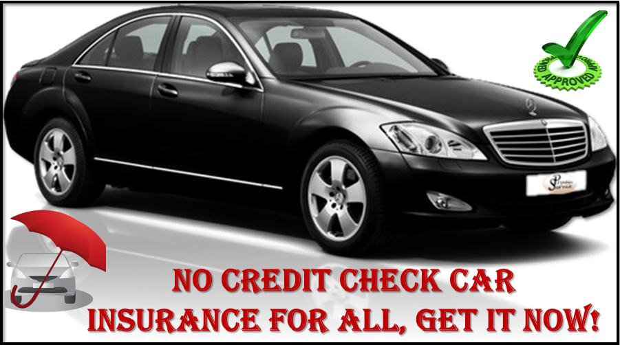 Apply Here Now For Best Car Insurance No Credit Check