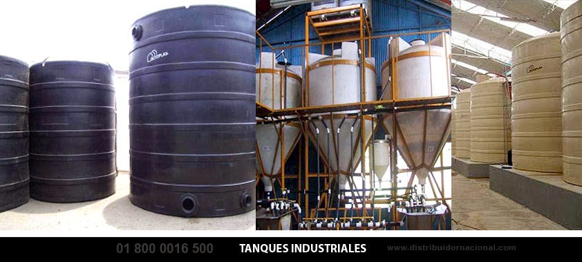 Tanques Industriales