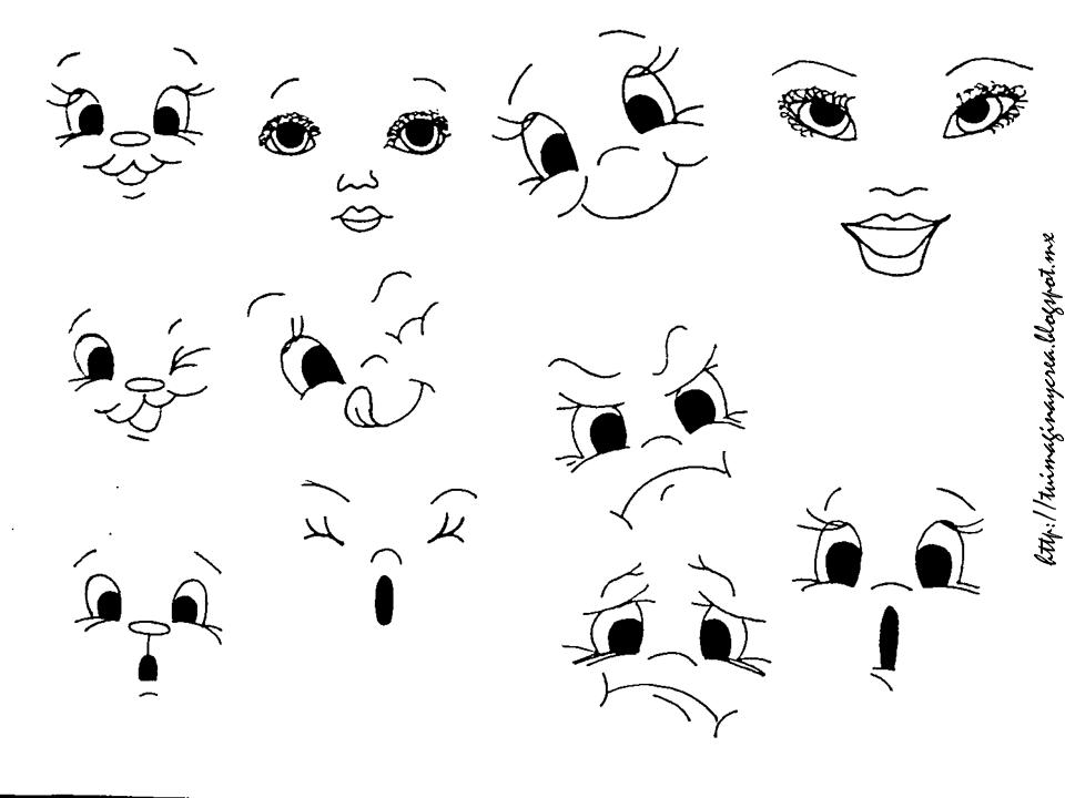 ojos para fofuchas