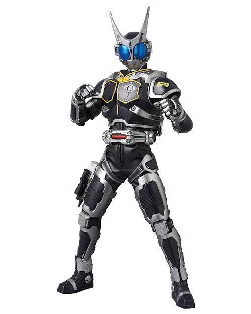 Medicom RAH Kamen Rider Agito - G4 - 1/6 Scale Figure