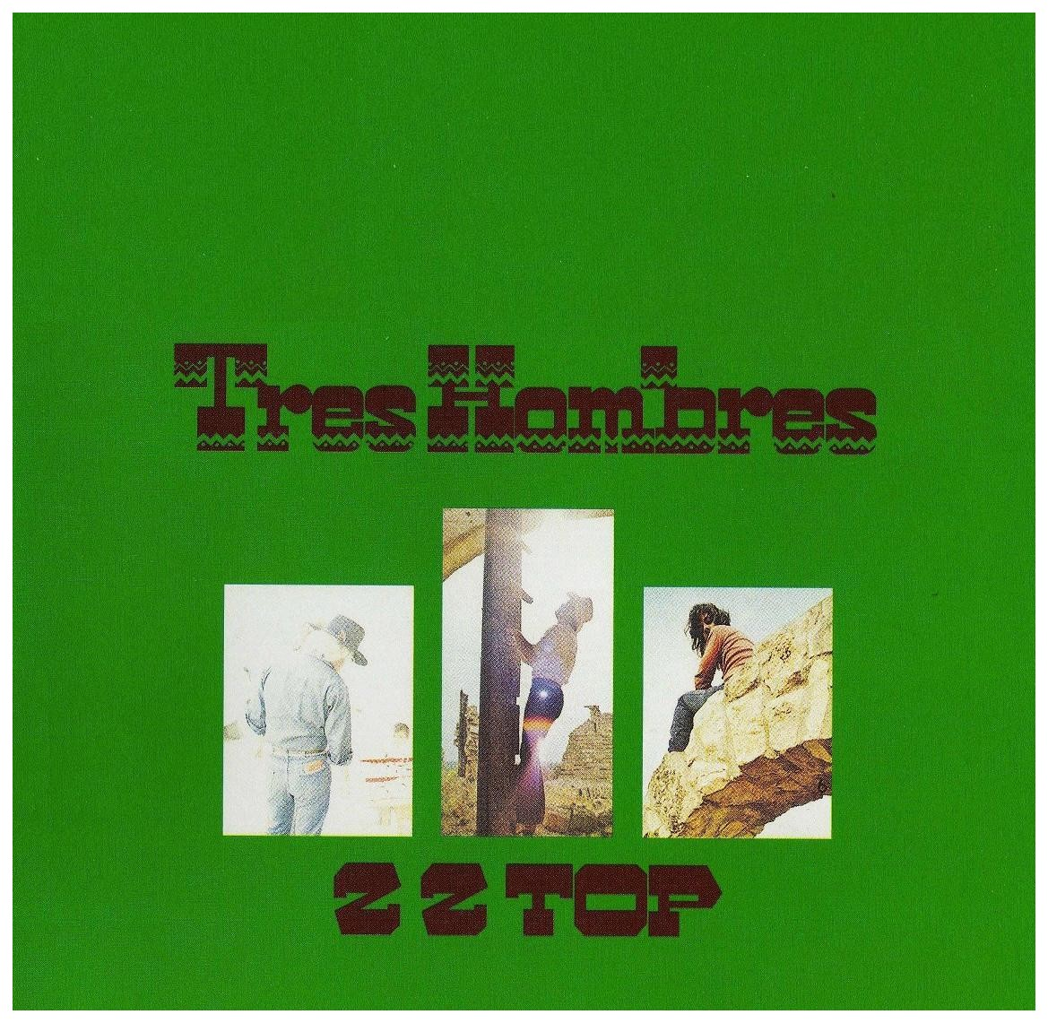 Point Blank Games Zz Top Tres Hombres 1973 Hard