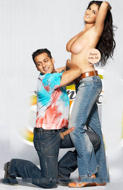 Katrina Kaif And Salman Khan Nude