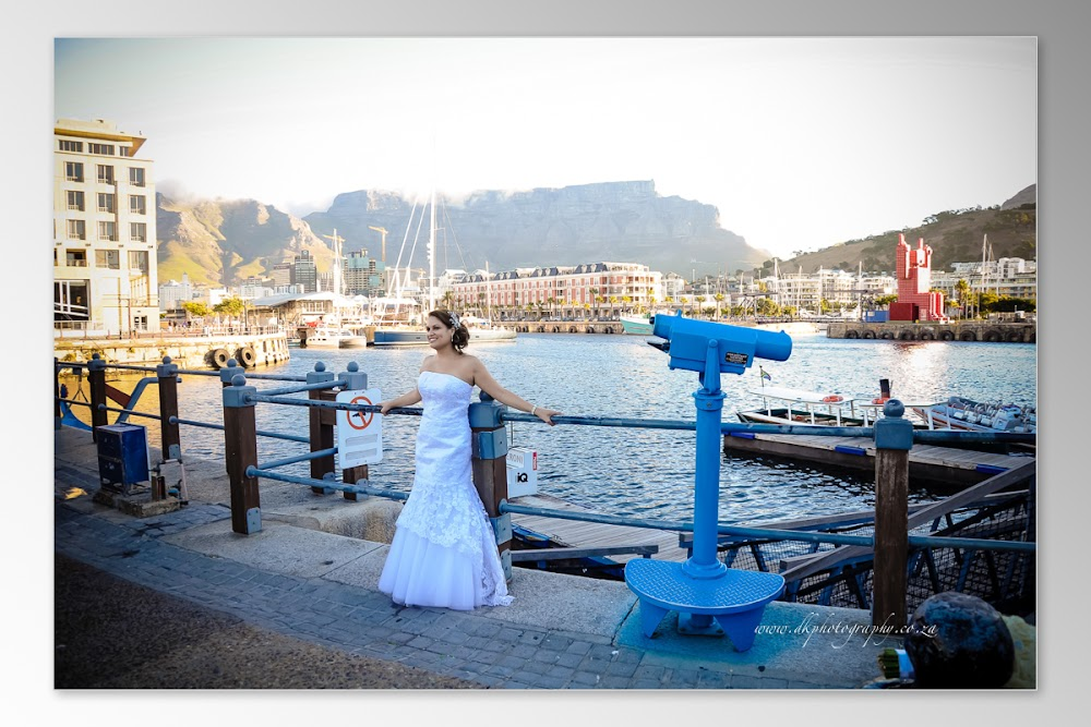 DK Photography Slideshow+DVD-276 Tania & Grant's Wedding in Waterfront | Atlantic Imbizo  Cape Town Wedding photographer
