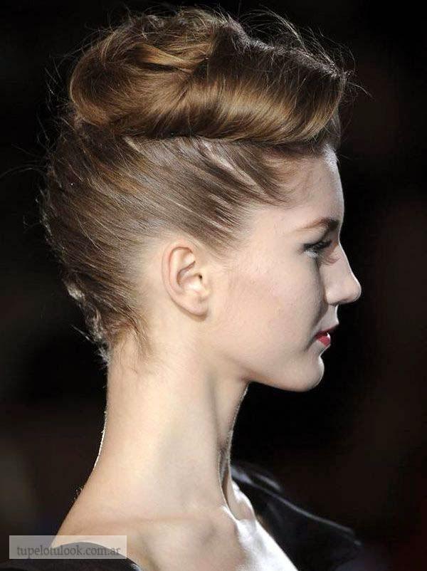 peinados de fiesta 2015 -