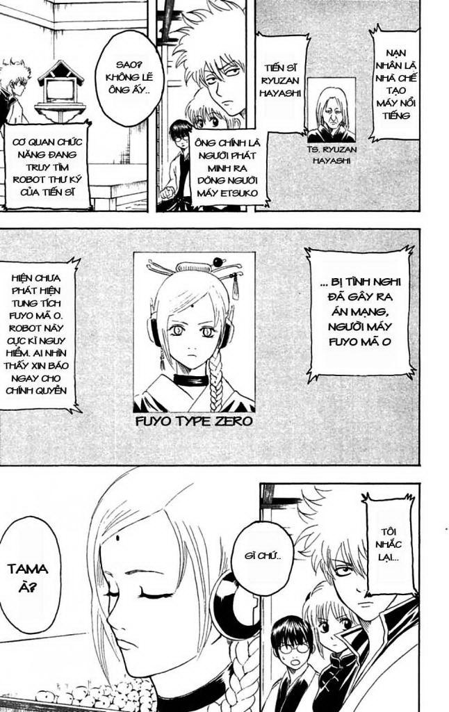 Gintama Chap 140