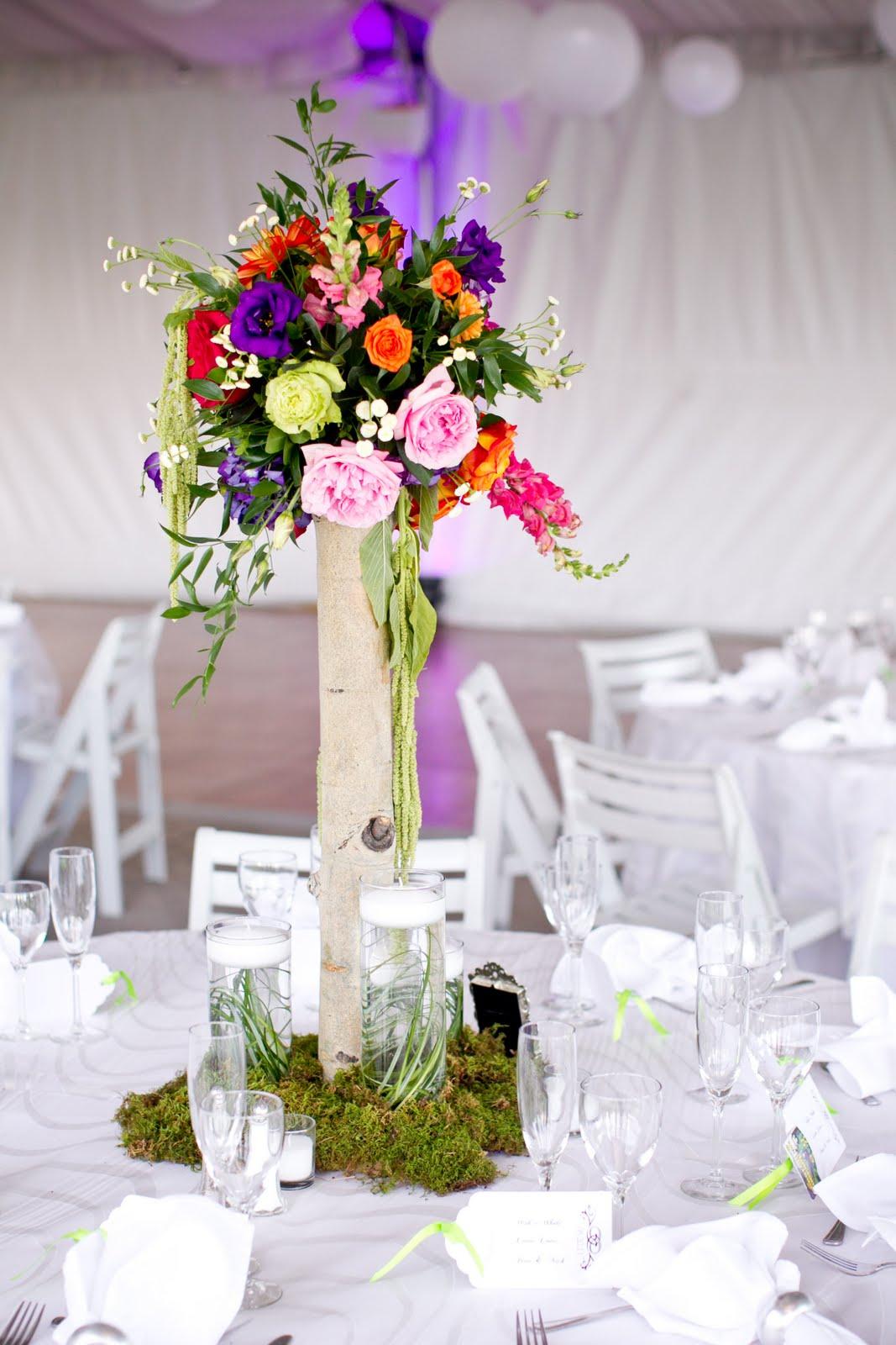 Bella Fiori designs flowers for weddings in Washington :: Seattle ...