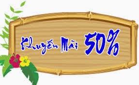 Tặng 50% giá trị thẻ nạp Mobifone trong 4 ngày từ 18 đến 21/02/2015