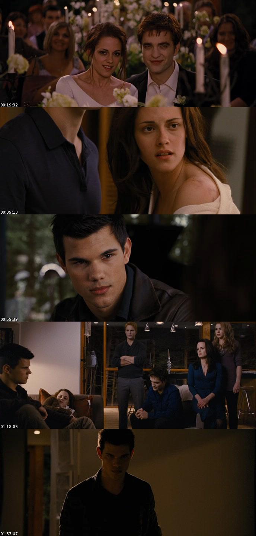 La Saga Crepúsculo: Amanecer (Parte 1) (2011) [DVDRip] [Latino]