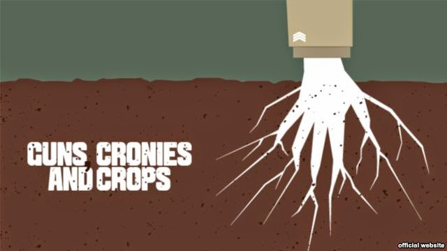 Gun, Cronies and Crops (Photo-Global Witness)