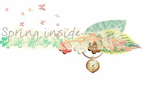 Весна внутри...
