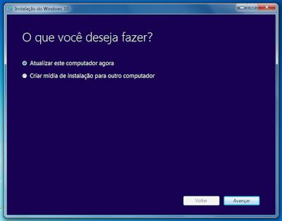Windows 10 - Atualizar este Computador Agora mesmo!