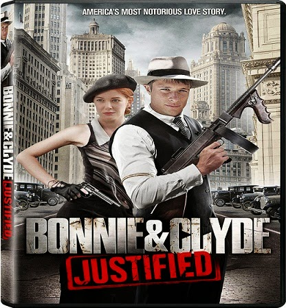 Bonnie & Clyde: Justified – BDRip AVI Dual Áudio + RMVB Dublado