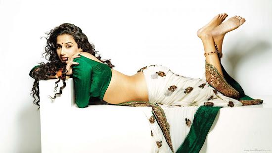 Dirty Picture Wallpaper-Vidya Balan