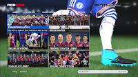 PES 2016 Barcelona Graphic Pack ( In 1 Cpk ) by Pes2016Screen