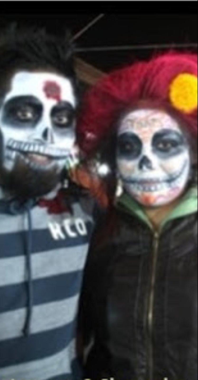 En puro «mainstream» acabó el día de muertos en Mixquic