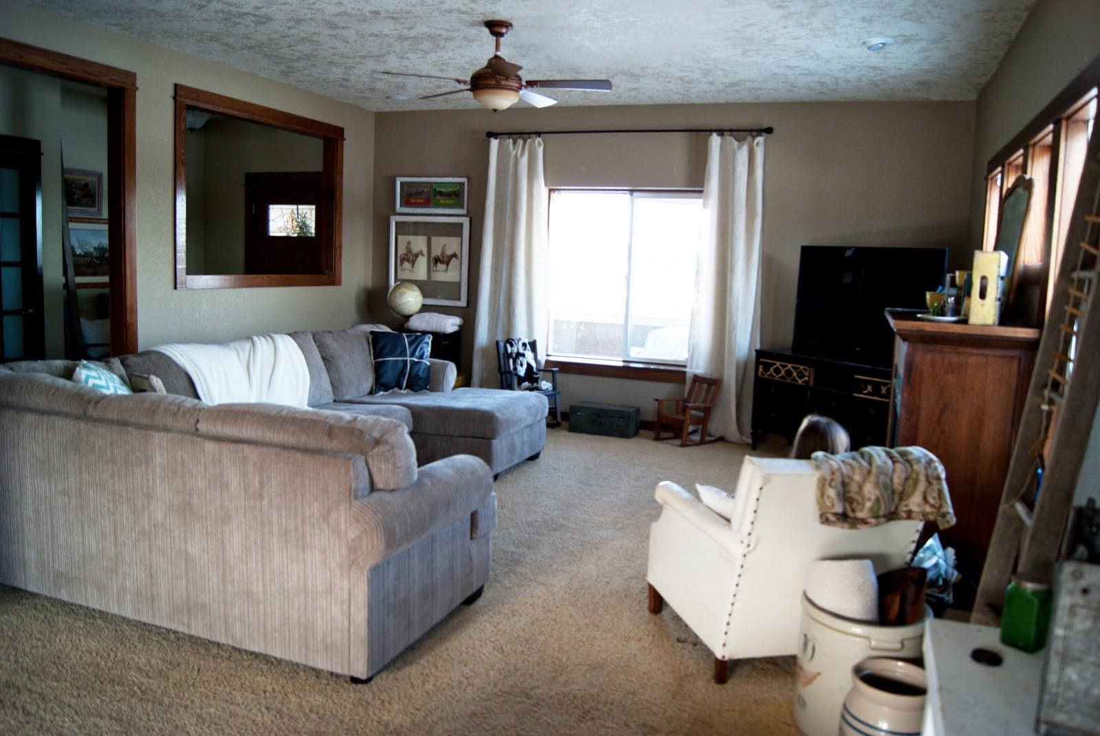 House goals 2014 averie lane house goals 2014 for Living room goals