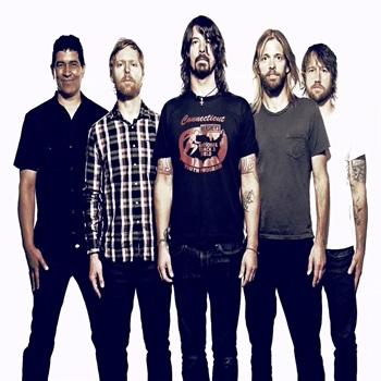 Banda - Foo Fighters