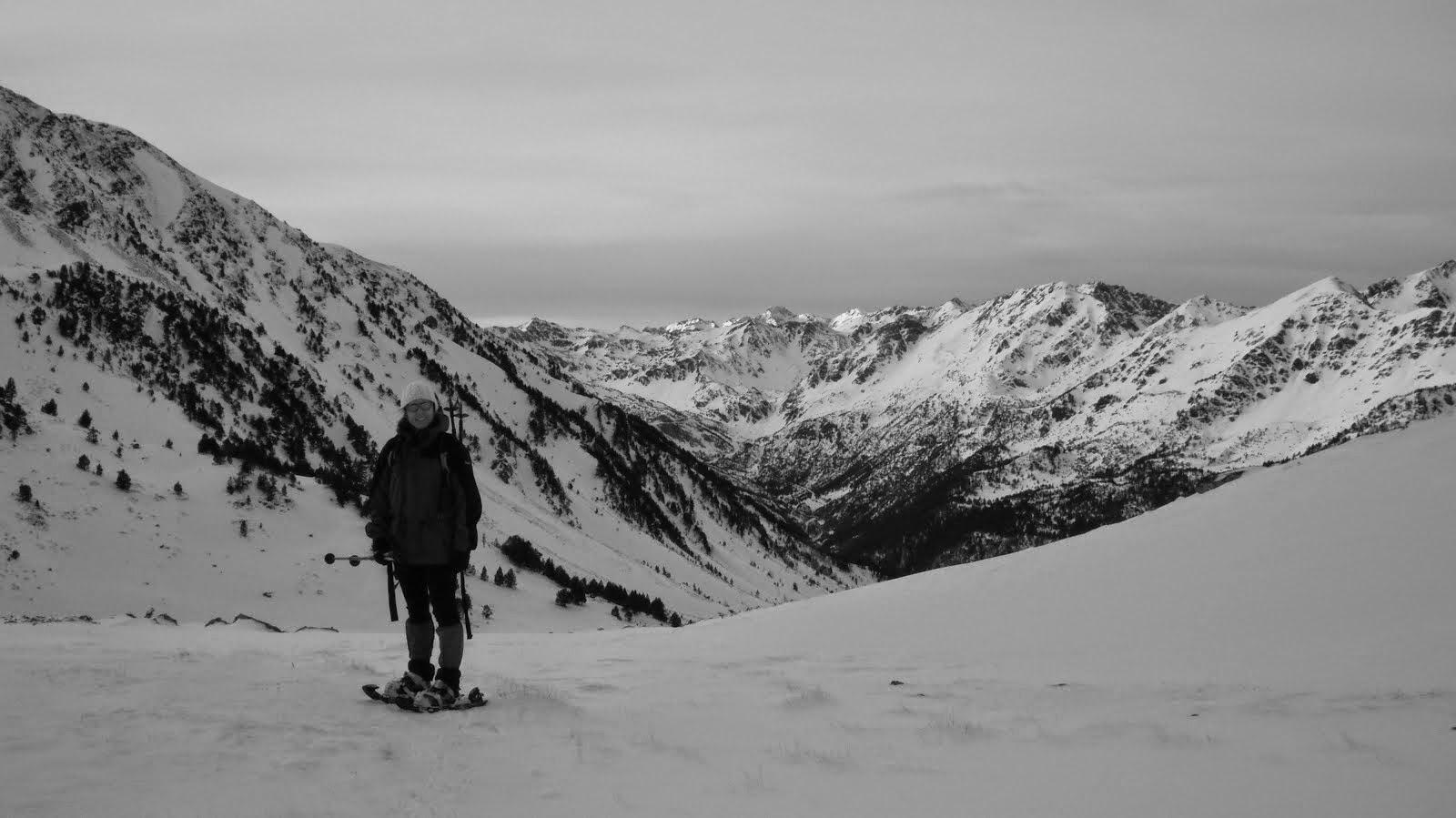 Raquetes i ascensions hivernals