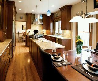 Kitchen Cabinets Designs Modern Homes