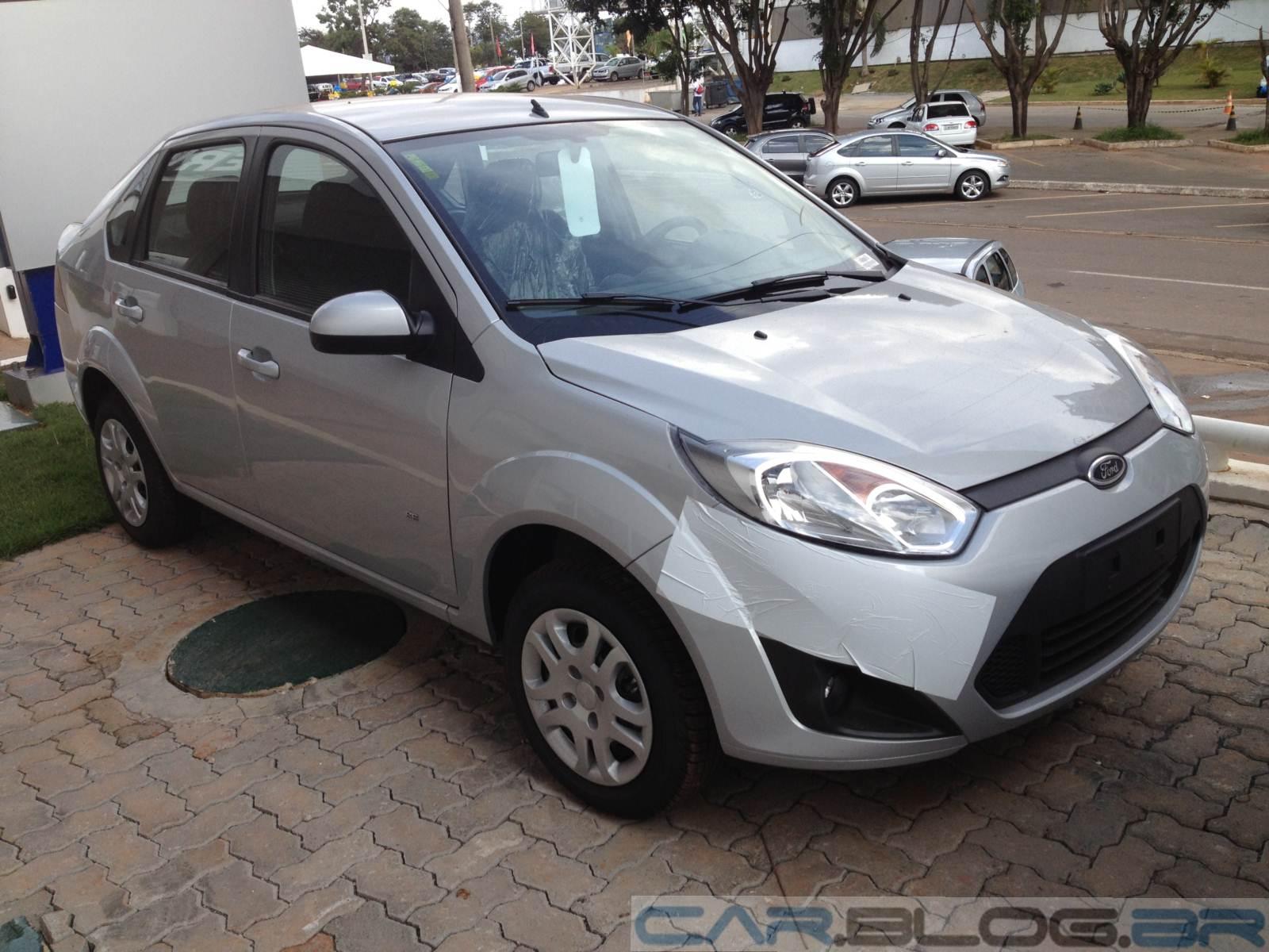 Ford Fiesta Rocam 2013 E 2014  Recall Por Problemas No