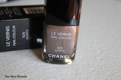 Chanel Quartz 525 Le Vernis Nail Colour