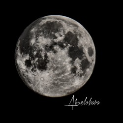 La luna llena. Abuelohara