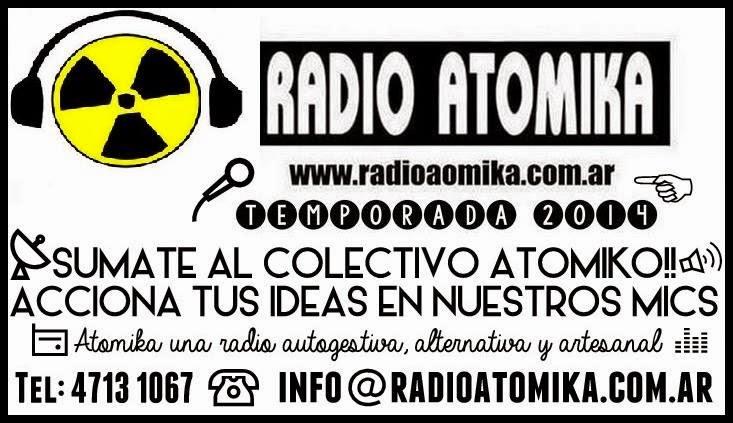 Radio Atómika FM 106.1mhz