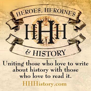 Heroes, Heroines & History Blog