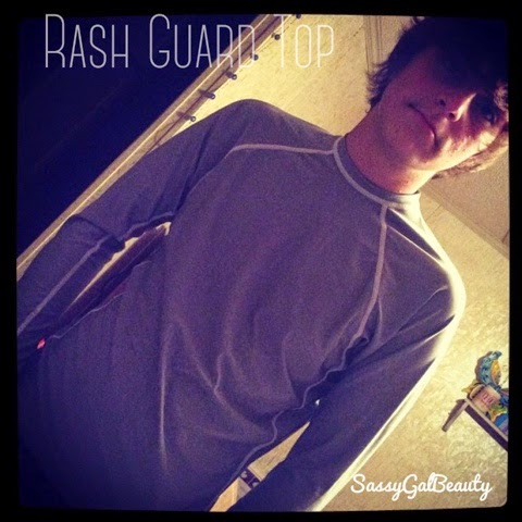 Rash Guard Top