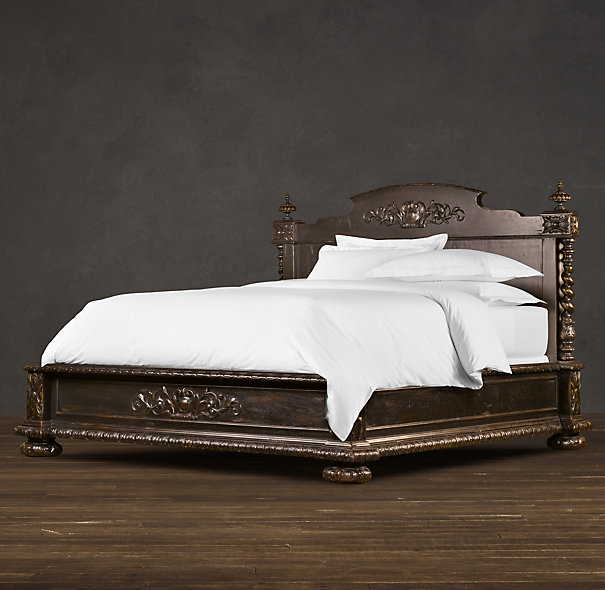 Copy Cat Chic Restoration Hardware S French Empire Bed